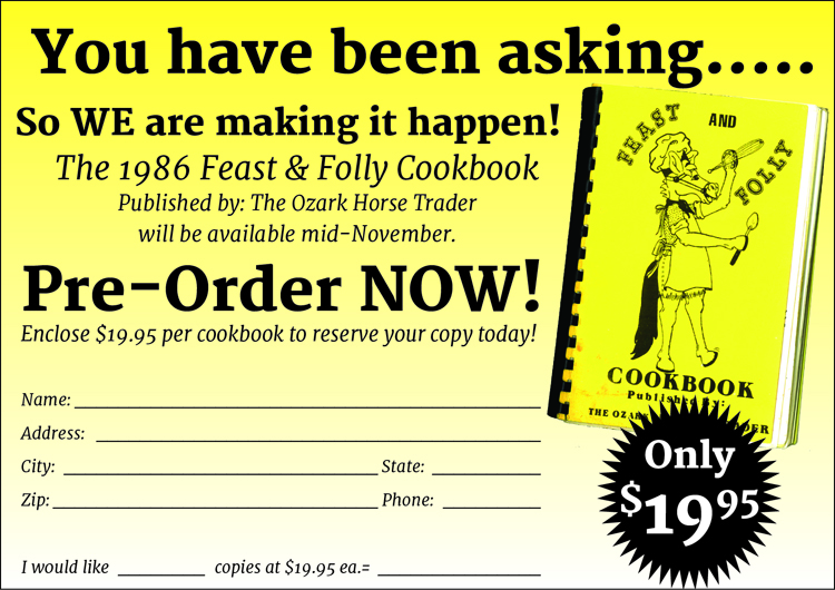 HT cookbook pre order half page 11-3-16