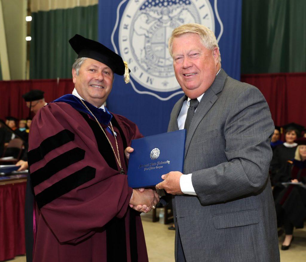 17 honorary degree