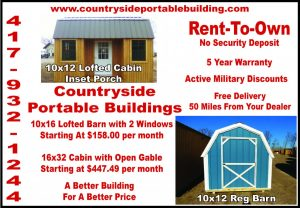 Countryside Portable Buildings