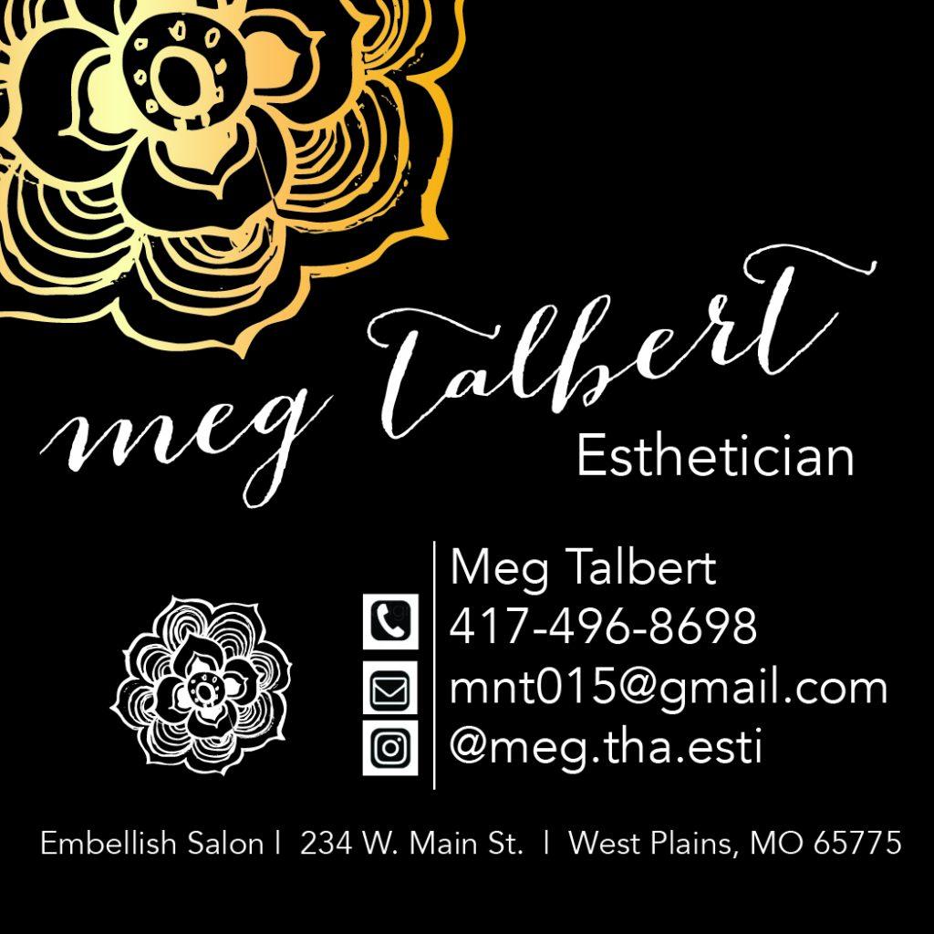 Meg Talbert web ad 9-27-18