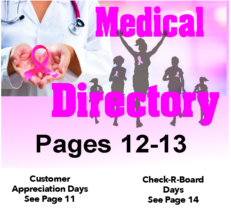 Medical Directory 10-10-18