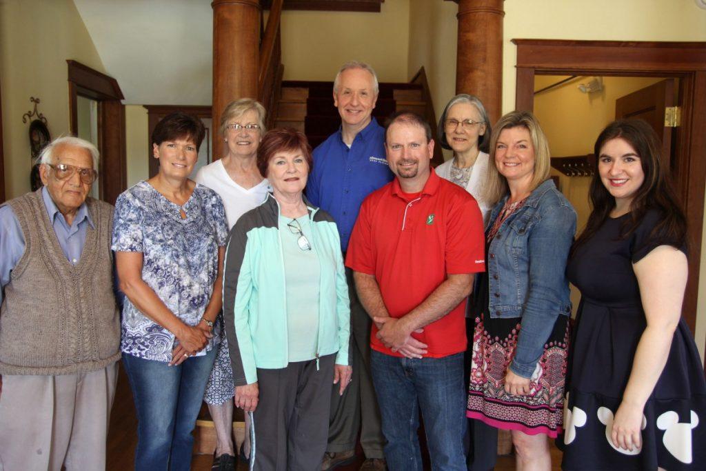 friends landmark bank donation